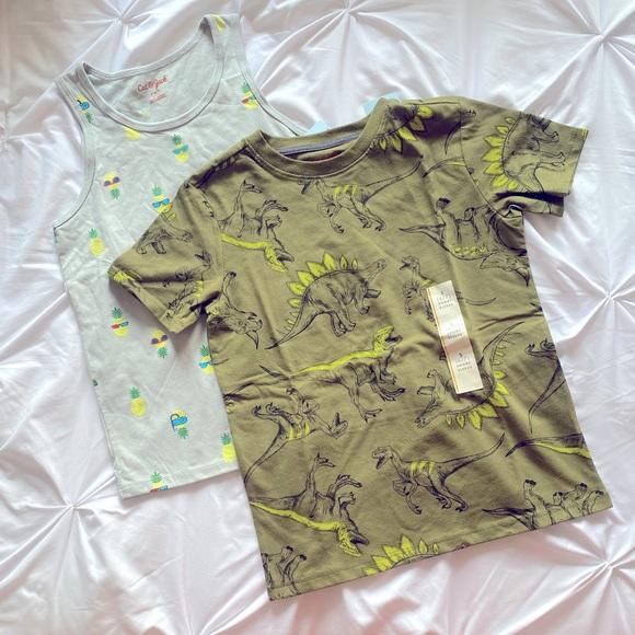 Cat & Jack Boys Shirt Bundle
